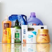 日化洗涤及洗浴用品